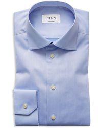 Eton of Sweden - Of Sweden Signature Twill Regular Fit Dress Shirt - Lyst