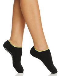 Hue - Inspiration Gripper Cushion No-show Socks - Lyst