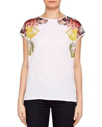 Ted Baker - Anee Tranquility Tee - Lyst