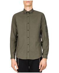 The Kooples - New Varsity Slim Fit Button-down Shirt - Lyst