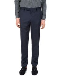 The Kooples - Stitched Lines Slim Fit Dress Pants - Lyst
