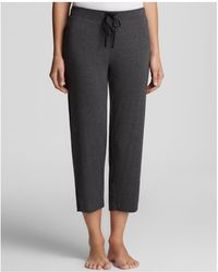 DKNY - Urban Essential Capri Pants - Lyst