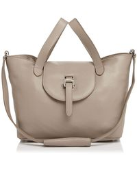 Meli Melo | Medium Thela Zipper Tote | Lyst