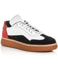 Alexander Wang - Eden Lace Up Trainers - Lyst