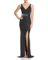 Mac Duggal - Embellished Gown - Lyst