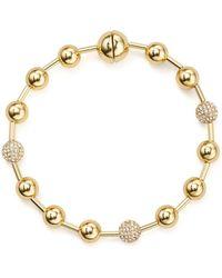 Rebecca Minkoff Pavé Multi - Sphere Bracelet