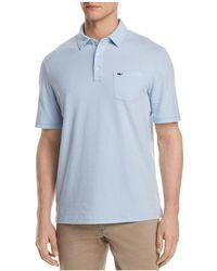 Vineyard Vines - Edgartown Pocket Short Sleeve Polo Shirt - Lyst