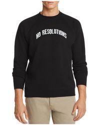 Sub_Urban Riot - No Resolutions Crewneck Sweatshirt - Lyst
