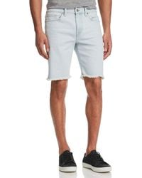 Joe's Jeans - Cutoff Regular Fit Bermuda Shorts - Lyst