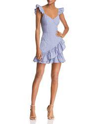 The Fifth Label - Parcel Stripe Dress - Lyst