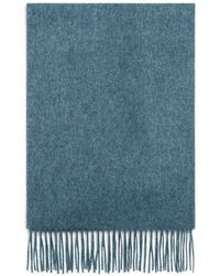 Bloomingdale's - Cashmere Solid Scarf - Lyst