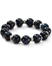 Bourbon and Boweties - Smokey Stretch Bracelet - Lyst