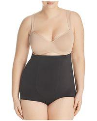 Tc Fine Intimates | Wonderful Edge Full-figure Hi-waist Briefs | Lyst
