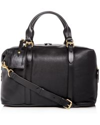 Cole Haan - Matthews Leather Duffle - Lyst