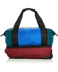 LeSportsac - Dakota Color-block Nylon Roller Duffel Bag - Lyst