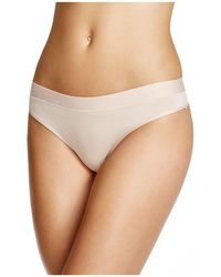 Naked - Micromodal Thong - Lyst