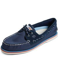 Sperry Top-Sider - A/o 2-eye Nautical Boat Shoes - Lyst