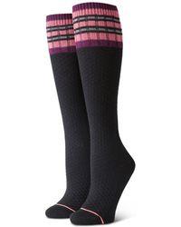 Stance - Molten Knee - High Socks - Lyst