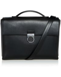 Ferragamo - Gancio New Slim Briefcase - Lyst