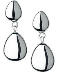 Links of London | Hope Double Drop Earrings | Lyst