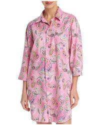 Ralph Lauren | Lauren Paisley Sleepshirt | Lyst