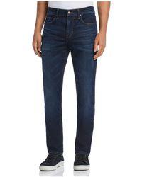 Joe's Jeans - Folsom Straight Fit Jeans In Clinton - Lyst
