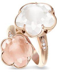 Pasquale Bruni - Rose Quartz And Diamonds - Lyst