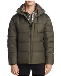 Andrew Marc - Breuil Mid-length Puffer Jacket - Lyst