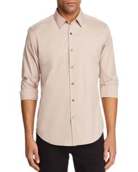 Theory - Sylvain Long Sleeve Button-down Shirt - Lyst