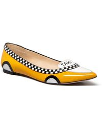 Kate Spade - Go Taxi Ballet Pointed Toe Flats - Lyst