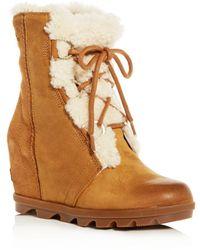 Sorel - Joan Of Artic Boots - Lyst