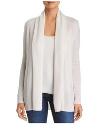 C By Bloomingdale's - Open-front Cashmere Cardigan - Lyst