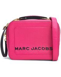 Marc Jacobs - The Box 20 Crossbody - Lyst