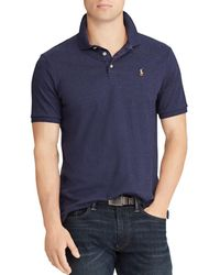 Polo Ralph Lauren - Classic Fit Soft-touch Polo Shirt - Lyst
