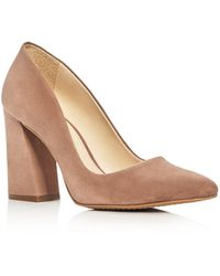 Vince Camuto - Talise Pointed Toe Court Shoes - Lyst