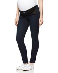 58531a1e7d360 PAIGE Jeans Verdugo Ultra Skinny in Houndstooth Wonderland in Blue - Lyst