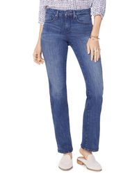 NYDJ - Petites Barbara Bootcut Jeans In Lupine - Lyst