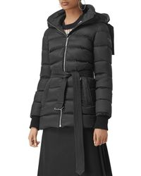 Burberry - Limehouse Down Puffer Coat - Lyst