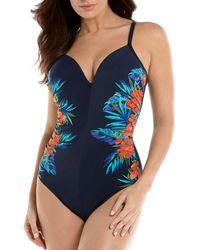 Miraclesuit - Mirclesuit Samoan Sunset Temptation One Piece Swimsuit - Lyst