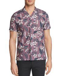 Ted Baker - Bloflo Regular Fit Button-down Shirt - Lyst