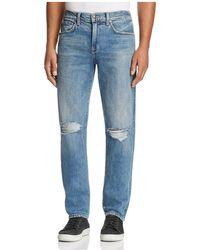 Joe's Jeans - Olsson Slim Fit Jeans In Light Blue - Lyst
