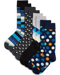 Happy Socks | Pack Of 4 | Lyst