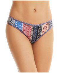 MINKPINK - Lily Keyhole Bikini Bottom - Lyst
