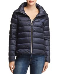 Save The Duck - Packable Short Puffer Coat - Lyst