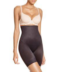 Tc Fine Intimates - Hi-waist Control Shorts #4099 - Lyst
