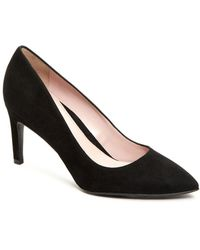 Taryn Rose - Women's Gabriela Suede Pointed Toe Court Shoes - Lyst