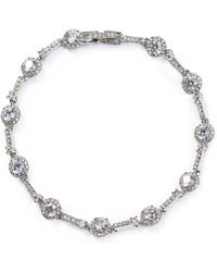 Nadri | Pavé Tennis Bracelet | Lyst