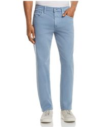 Joe's Jeans - Brixton Straight Fit Twill Trousers - Lyst