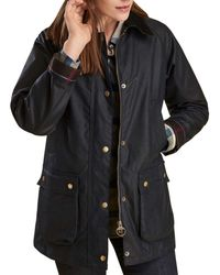 Barbour - Acorn Waxed Cotton Jacket - Lyst