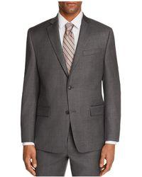 Michael Kors | Sharkskin Classic Fit Suit Separate Sport Coat | Lyst